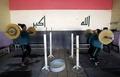 バーベルあげて家計も支える、重量挙げ女子代表 イラク