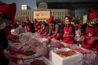 韓国の「キムチ赤字」17年は最高額に、低価格の中国産に押され