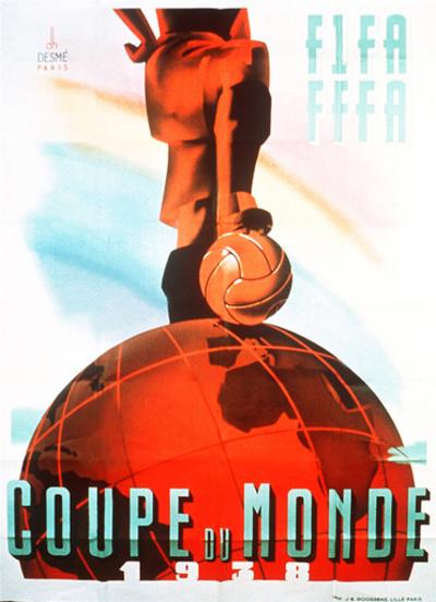 1938年サッカーW杯フランス大会のトリビア