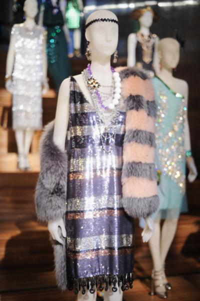 NYで『華麗なるギャツビー』衣装展、豪華オープニングパーティ開催