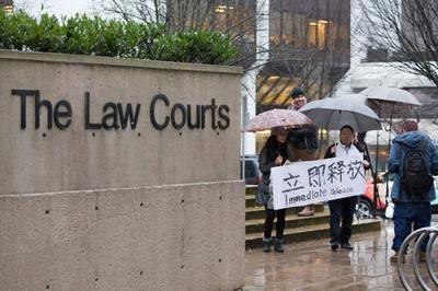 カナダ裁判所、ファーウェイCFOの保釈認める