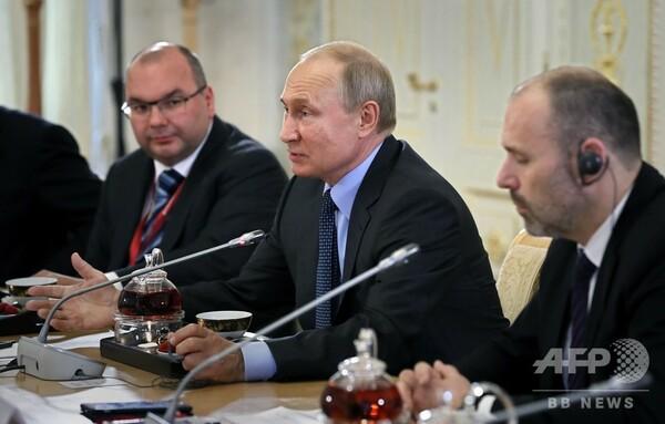 プーチン大統領、新START破棄の可能性を示唆