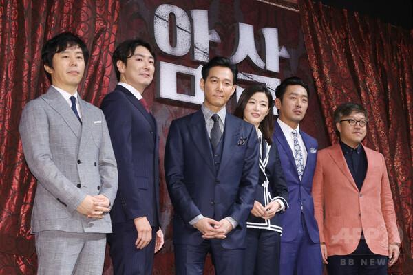 映画『暗殺』の制作報告会、ソウルで開催 チョン・ジヒョンも出席
