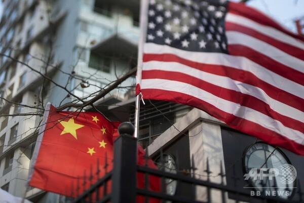 中国副首相と米財務長官・通商代表が電話会談 首脳会談合意の履行などで意見交換