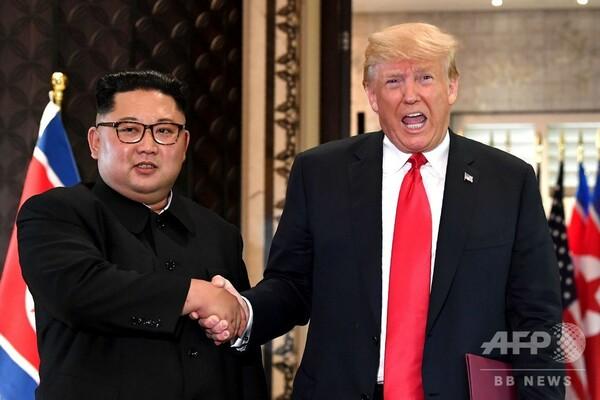 北朝鮮「米の制裁は非核化への道を閉ざす」と警告
