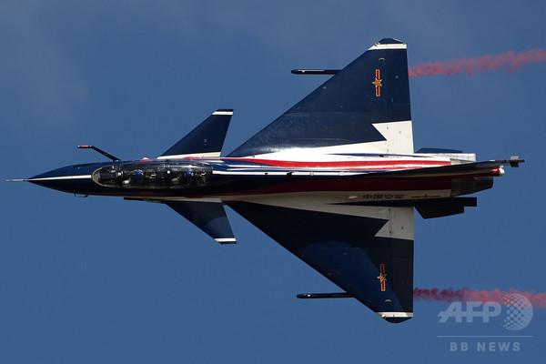 中国軍機が韓国防空圏侵入=軍事演習中