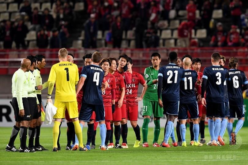 鹿島の決勝T進出は持ち越し、川崎の突破は絶望的に ACL
