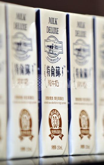 中国メーカーの牛乳から発がん性物質、規定値超えるアフラトキシン