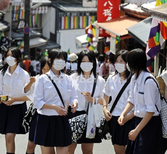新型インフル国内感染者292人に、首都圏3人目の感染確認
