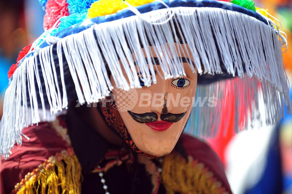 守護聖人聖セバスチャンの祝祭、ニカラグア