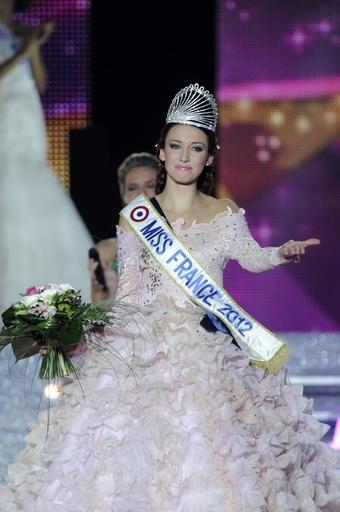 ミス・フランス2012決定