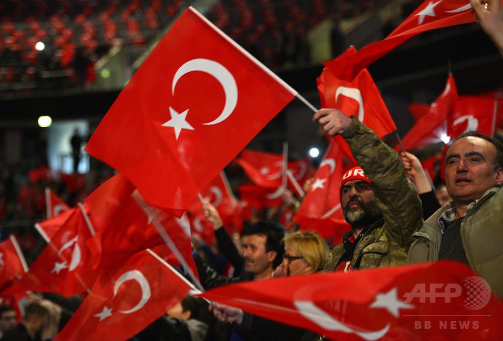 ドイツ検察、国内でのトルコ情報機関によるスパイ活動を捜査へ