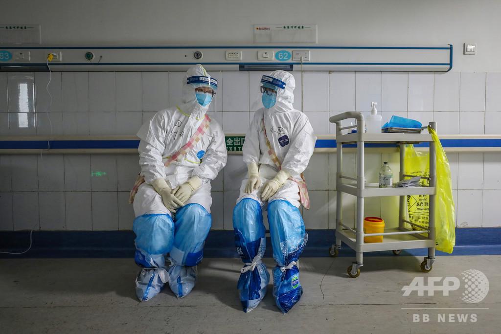 「ピルで生理も遅らせて」中国新型コロナ最前線、女性医療従事者の処遇に怒り