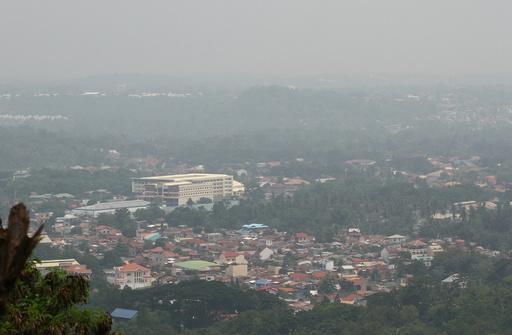 フィリピン南部でM6.9の地震、最大30センチの津波の可能性
