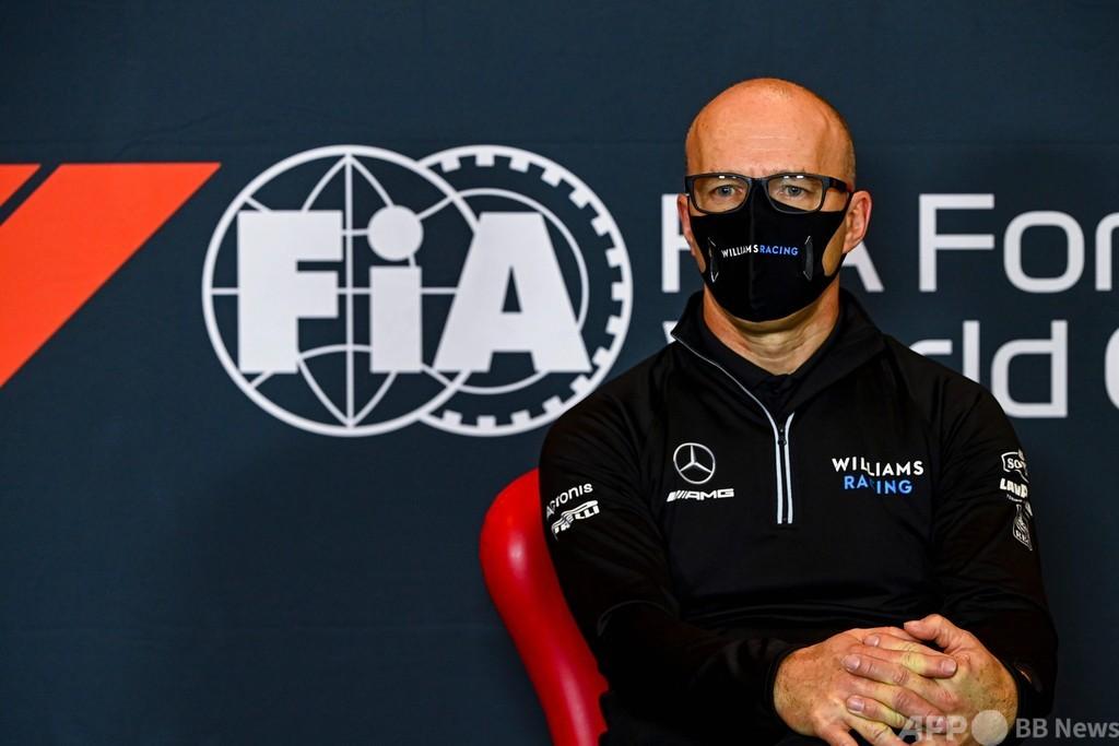 ウィリアムズF1、チーム代表がコロナ陽性