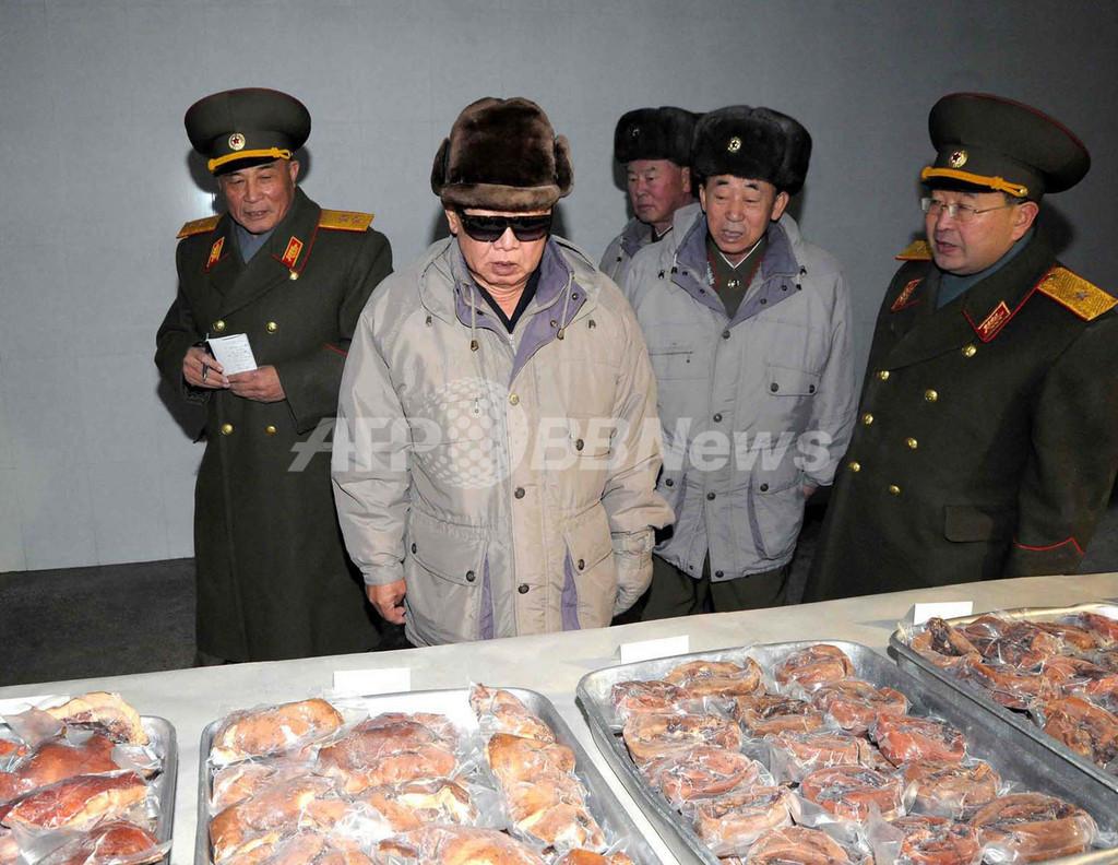 韓国シンクタンク「金総書記は2012年には存在しない可能性」
