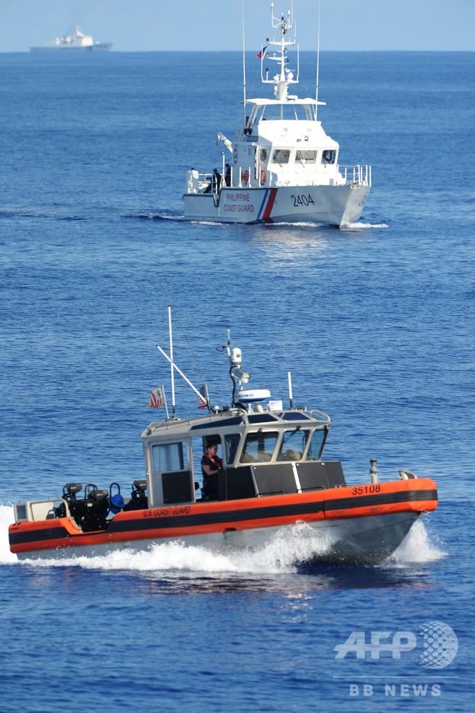 米ASEAN、南シナ海などで初の海軍合同訓練