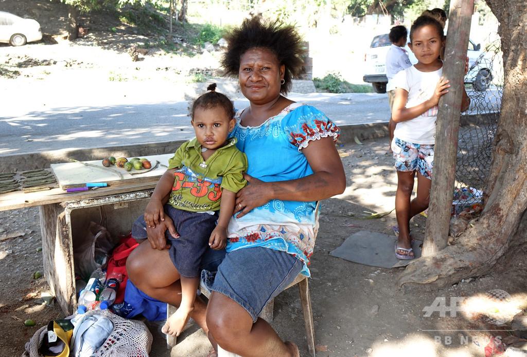 APEC開催国パプアニューギニア、マセラティ40台購入で非難殺到