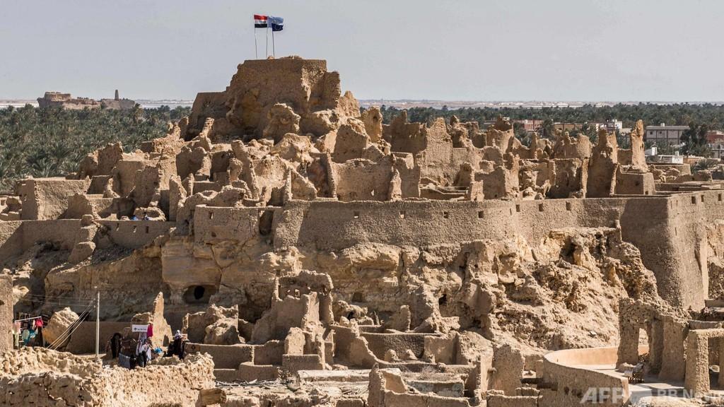 砂漠の要塞、修復でエコツーリズムへの期待膨らむ エジプト