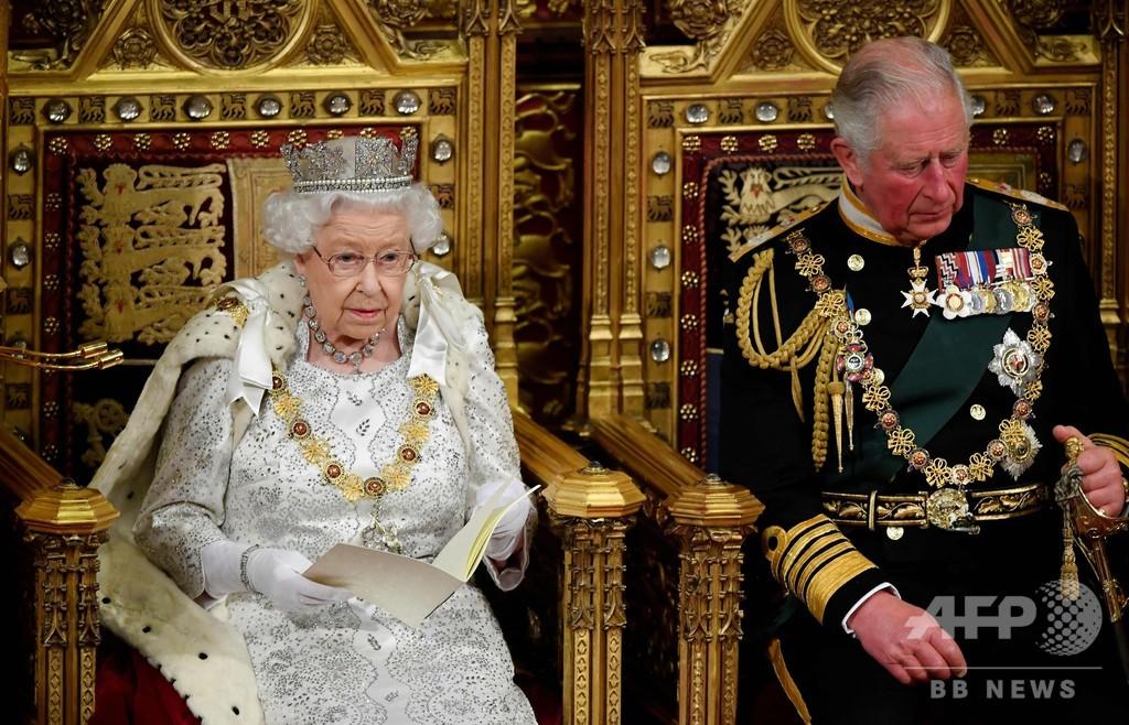 英議会で新会期、最優先事項にEU離脱 女王が施政方針演説