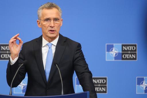 NATO事務総長「ドイツは防衛費支出の公約順守すべき」