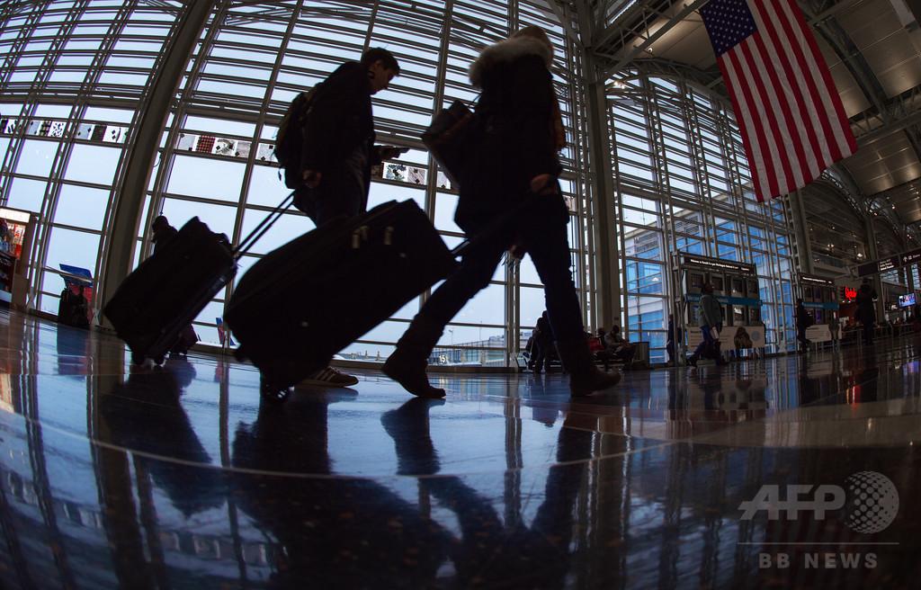仏男性、ロシア人妻をスーツケースに隠しEUへ… 合法と知らず