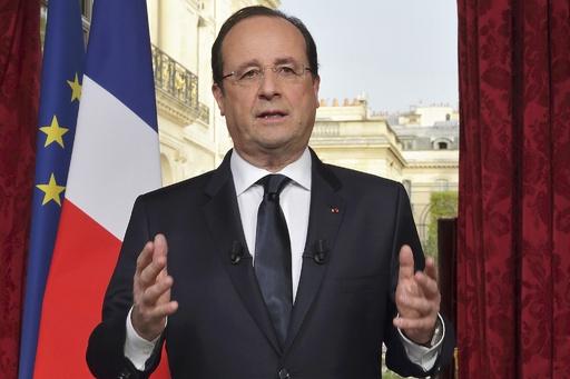 仏大統領が内閣改造、新首相にバルス氏 地方選の大敗受け