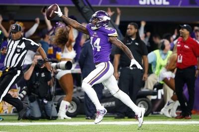 バイキングスが劇的勝利、ジャガーズも決勝へ NFLプレーオフ