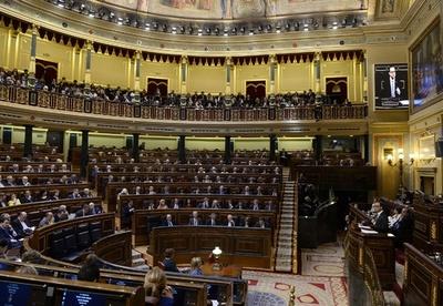 スペイン議会、カタルーニャの独立問う住民投票実施の請願を否決