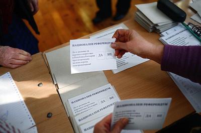 原発建設めぐる国民投票は不成立、必要投票率に達せず ブルガリア