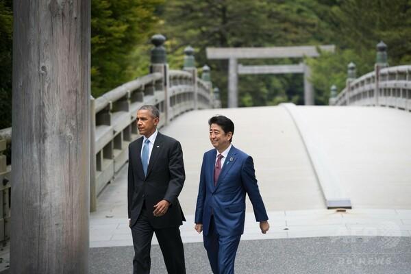 安倍首相の真珠湾訪問に期待=大統領への批判は一部-米