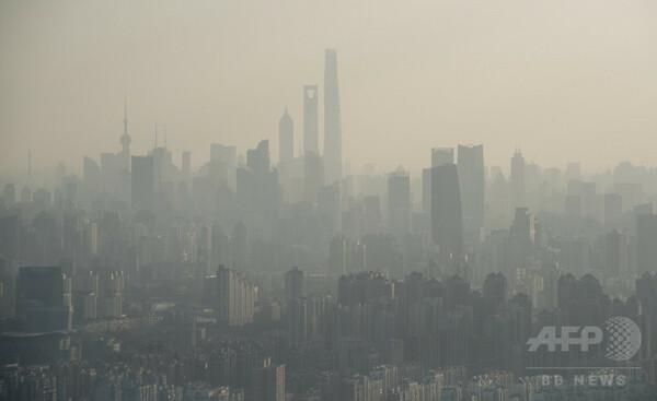 中国進出の米企業、「大気汚染で上級職採用に苦心」