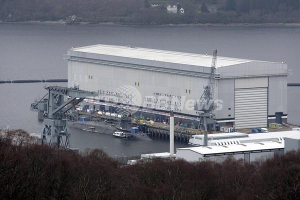 核ミサイルシステム更新計画可決 与党から87人造反も、野党が支持 - 英国