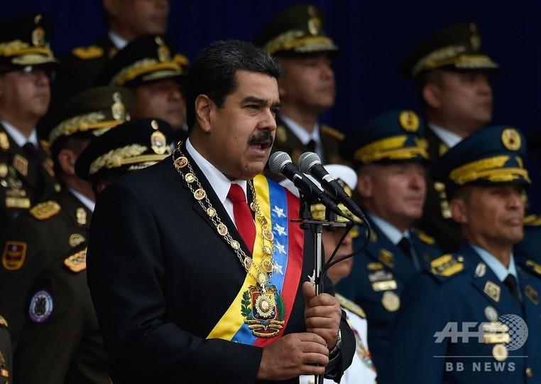 ベネズエラ、大統領の「暗殺未遂...