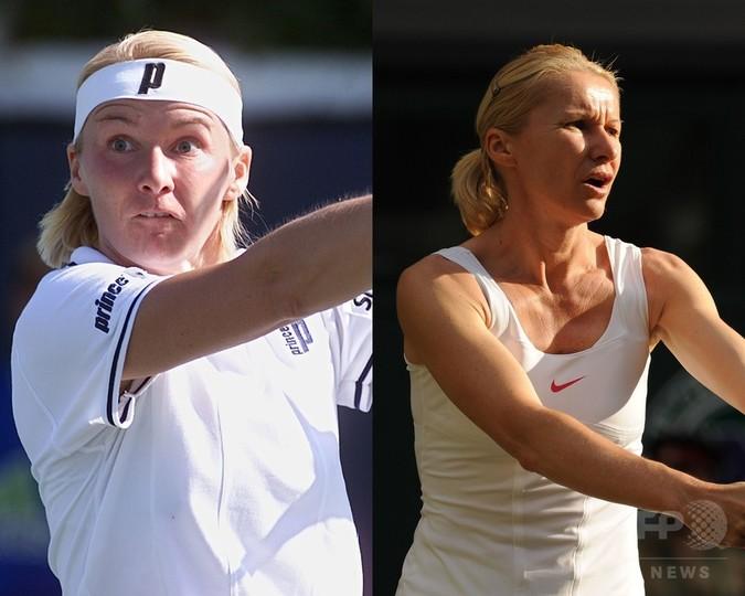ウィンブルドン元女王ノボトナさん死去、テニス界に悲しみ広がる
