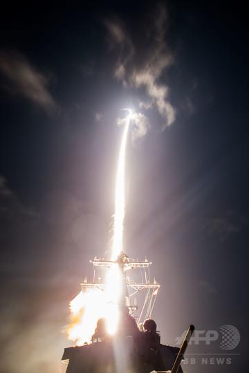 日米が共同開発の新型ミサイル、迎撃実験に失敗 2回連続