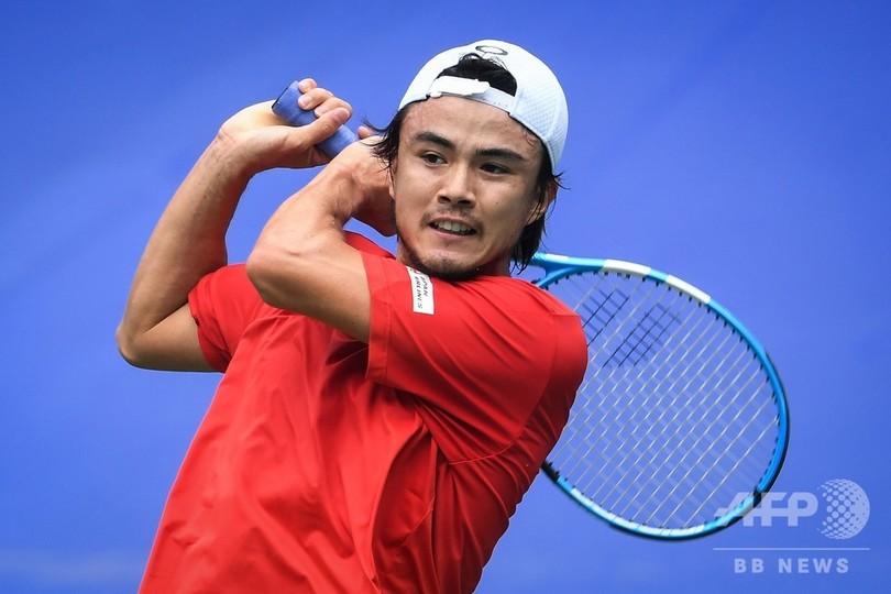 日本、中国に逆転勝ちでデ杯決勝Rへ ダニエル太郎が最終試合制す