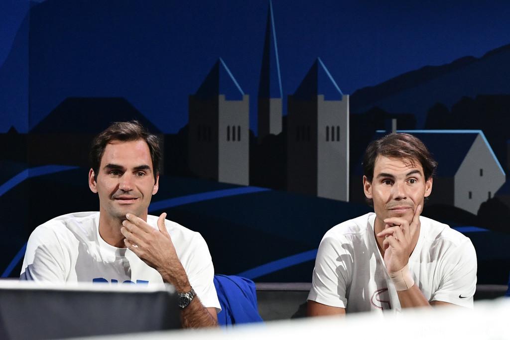 ナダルとフェデラー、ATP選手会役員に再選