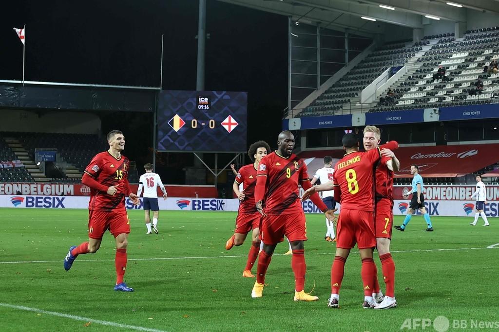 イングランドがベルギーに黒星、NL4強の可能性消滅