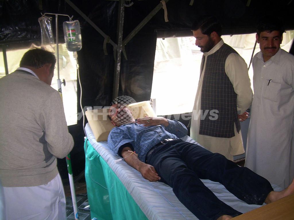 NGO事務所襲撃、職員6人死亡 パキスタン