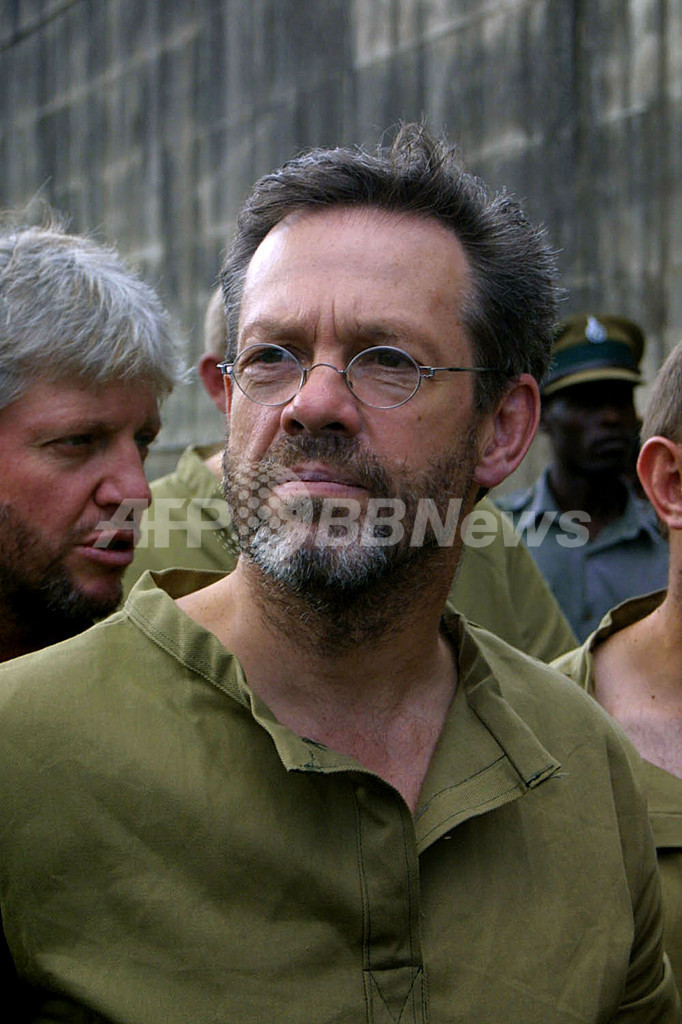 赤道ギニアのクーデター未遂、英国人雇い兵マン被告に禁固30年を求刑