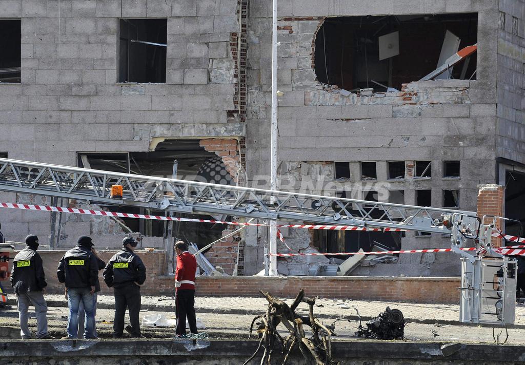 スペイン・バスク地方で2日連続の自動車爆弾、兵士1人死亡 ETA犯行か