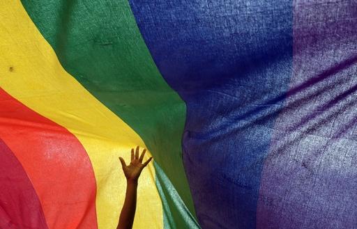 同性愛禁止法は合憲、インド最高裁が判決