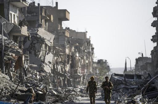 IS、シリア残留勢力の現状 支配地域は5%未満に