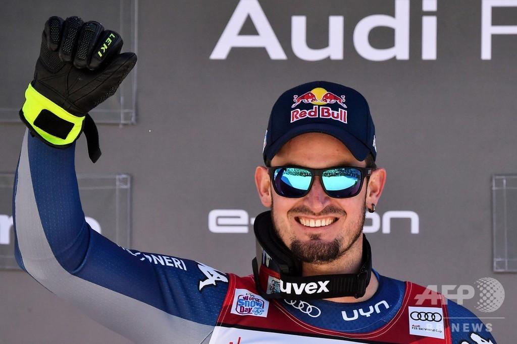 パリスがボルミオで滑降4連勝、シフリンはアルペンW杯通算63勝目