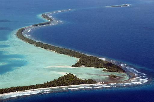「沈みゆく島国」ツバル、実は国土が拡大していた 研究