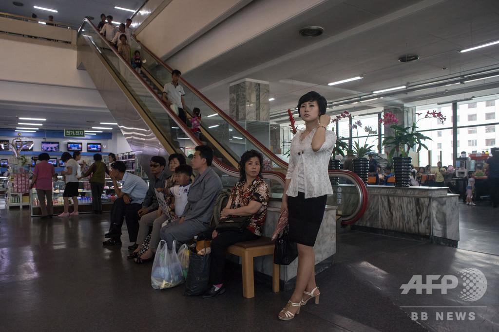 北朝鮮人の男に禁錮刑、母国への高級品調達を支援 シンガポール