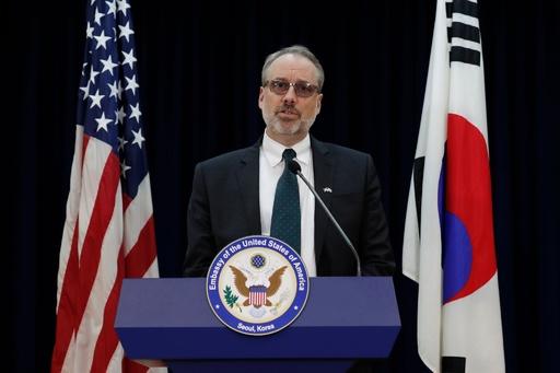 在韓米軍の駐留費、米韓両国が協議も物別れに