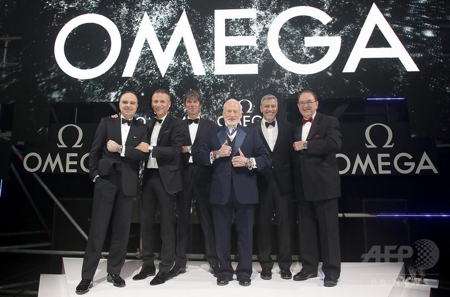 「オメガ」スピードマスター60周年記念イベント開催
