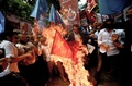 反中デモの韓国人誤襲撃、「目が細いから」と擁護 トルコ野党党首